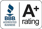 BBB A+ Accredited Website Development Company