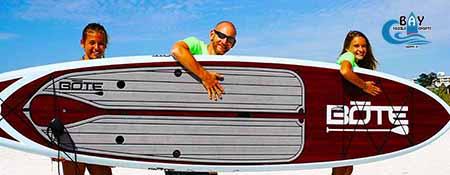 Website Design Testimonial from Bay Paddlesports of Destin Florida