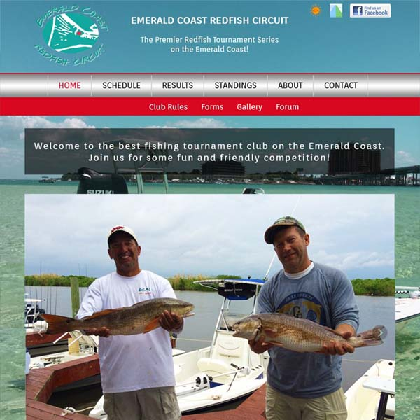 The Emerald Coast Redfish Club