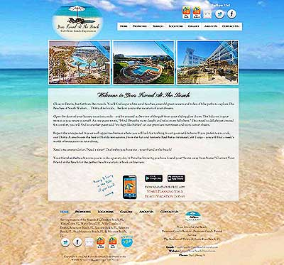 Your Friend At The Beach: Gulf-Front Condo Rentals on 30-A & Destin