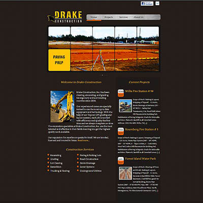 Drake Construction of Conroe, Texas