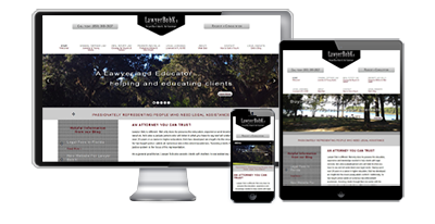 Niceville Website Design