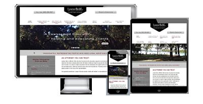Niceville Website Design