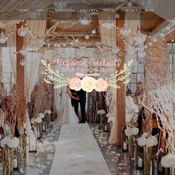 Beyond Details - Full Service Wedding Planners - Atlanta, GA