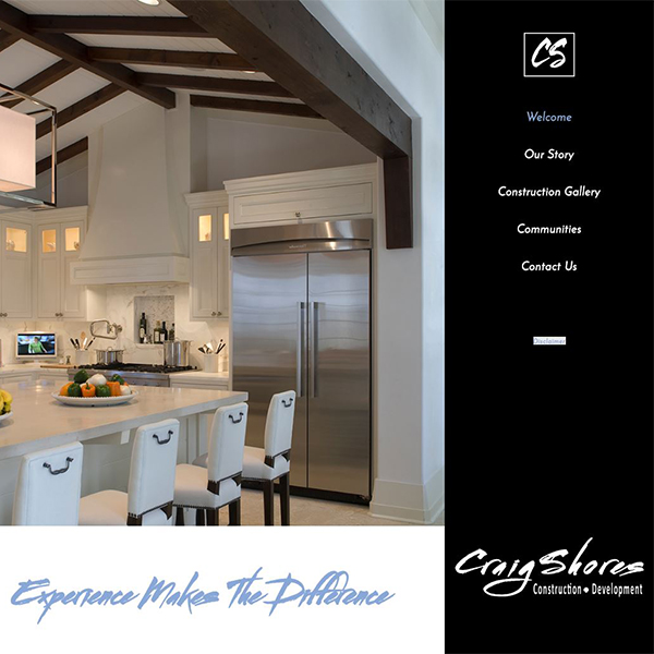 Craig Shore Construction - Custom Home Builder Specializing in Beach Properties - On the Gulf Coast