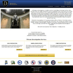 Distinctive PI - Private Investigation Services - Pensacola to Santa Rosa Beach, FL