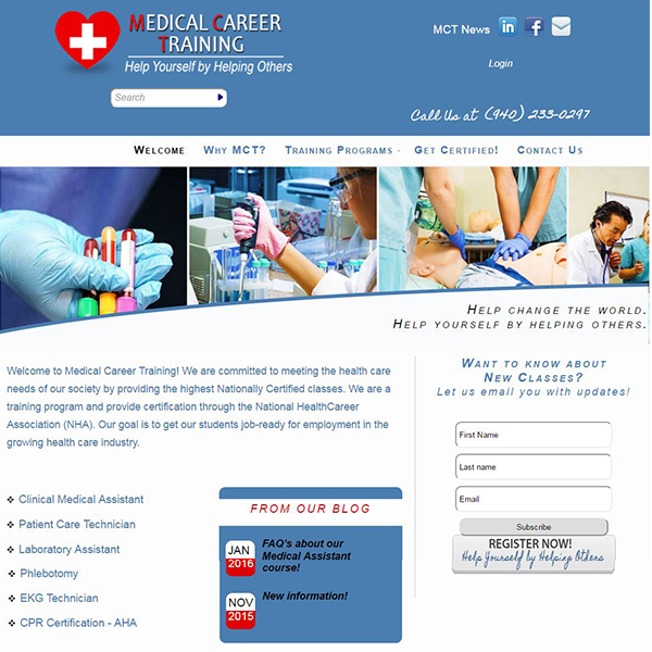 Medical Career Training - Clinical Medical Assistant, Phlebotomy Training & More - Bedford, TX