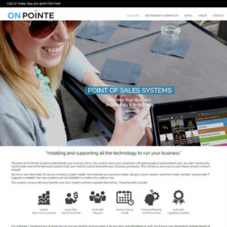 On Pointe Systems - Point of Sale, Surveillance, Security, Digital Display - Miramar Beach, FL