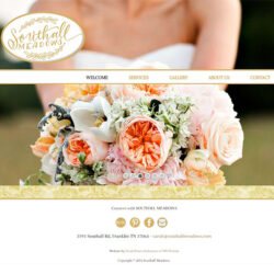 Southall Meadows - Rustic, elegant, remodeled barn wedding venue - just south of Nashville