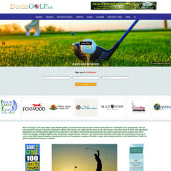 DestinGOLF.info - Vacation Planning, Activity Discounts & Golf Information - Destin, FL