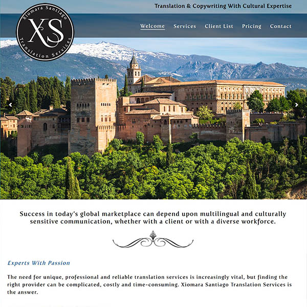 Xiomara Santiago Translation Services - Translation & Copywriting with Cultural Expertise - International Services