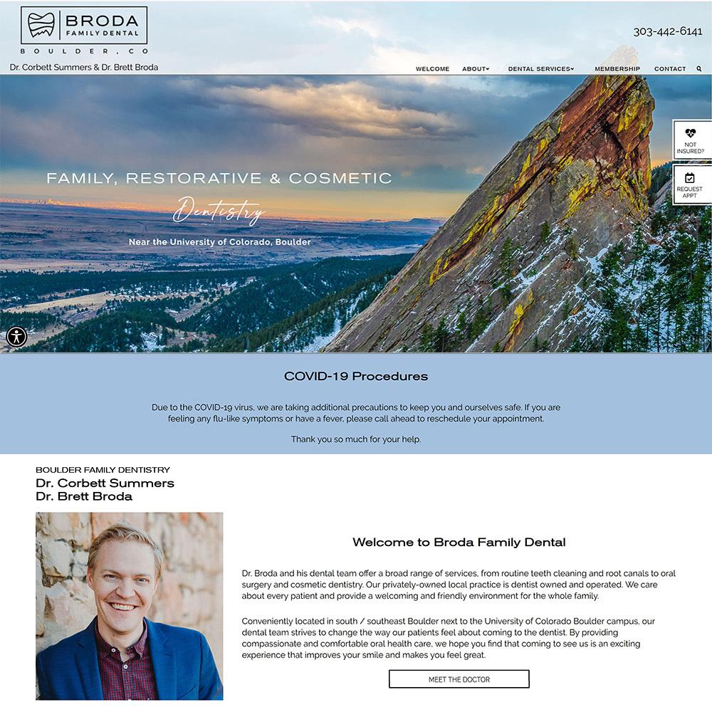 Broda Family Dental of Boulder CO