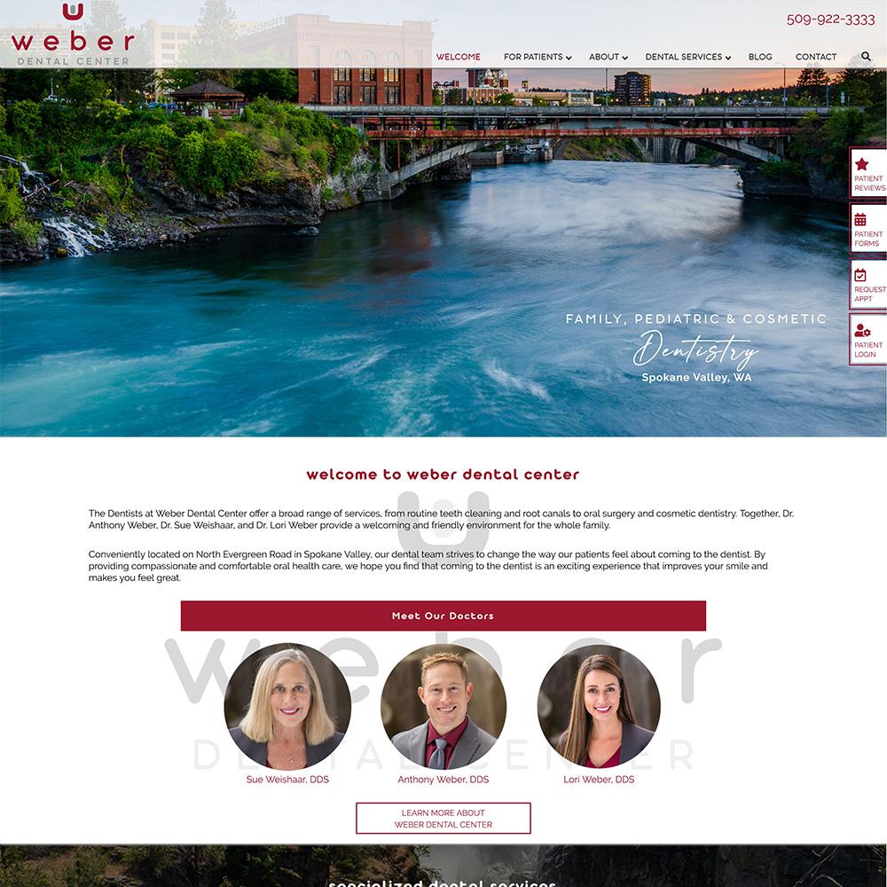 Weber Dental Center-Family, Pediatric & Cosmetic Dentistry-Spokane Valley, WA